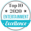 Top 10 Entertainment 2020