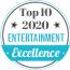Top 10 Entertainment 2020
