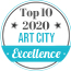 Top 10 Art City 2020