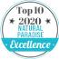 Top 10 Natural Paradise 2020