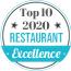 Top 10 Restaurant 2020