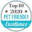 Top 10 Pet Friendly 2020