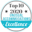 Top 10 Unusual Accomodations 2020