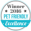 Premio Pet Friendly 2016