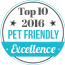 Top 10 Pet Friendly 2016