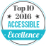 Top 10 Accessible 2016