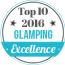 Top 10 Glamping 2016