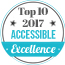 Top 10 Accessible 2017