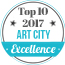 Top 10 Art City 2017