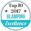 Top 10 Glamping 2017