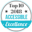 Top 10 Accessible 2018