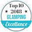 Top 10 Glamping 2018