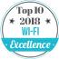 Top 10 Wi-Fi 2018