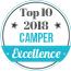 Top 10 Camper 2018