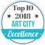 Top 10 Art City 2018