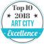 Top 10 Art City 2018
