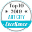 Top 10 Art City 2019