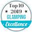 Top 10 Glamping 2019