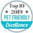Top 10 Pet Friendly 2019