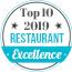 Top 10 Restaurant 2019