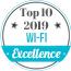 Top 10 Wi-Fi 2019