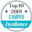 Top 10 Camper 2019