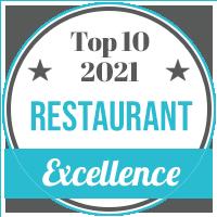 Top 10 Restaurant 2021