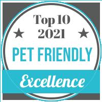 Top 10 Pet Friendly 2021