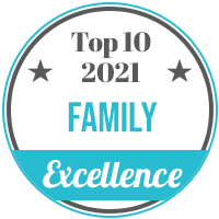 Top 10 Family 2021