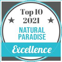 Top 10 Natural Paradise 2021