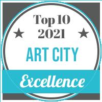 Top 10 Art City 2021