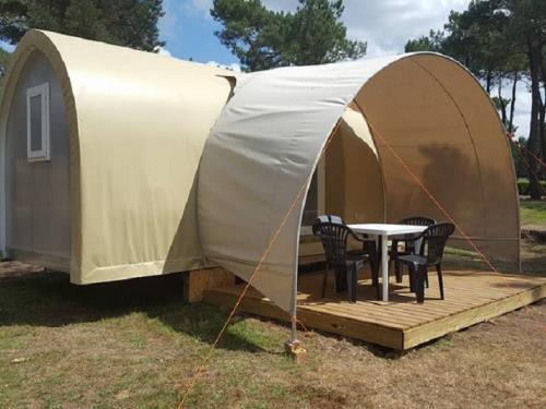 Le camping du Camping Pré-Vert La Croix-Galliot